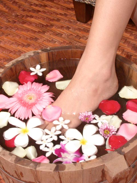 Bridal party gifts- day spa