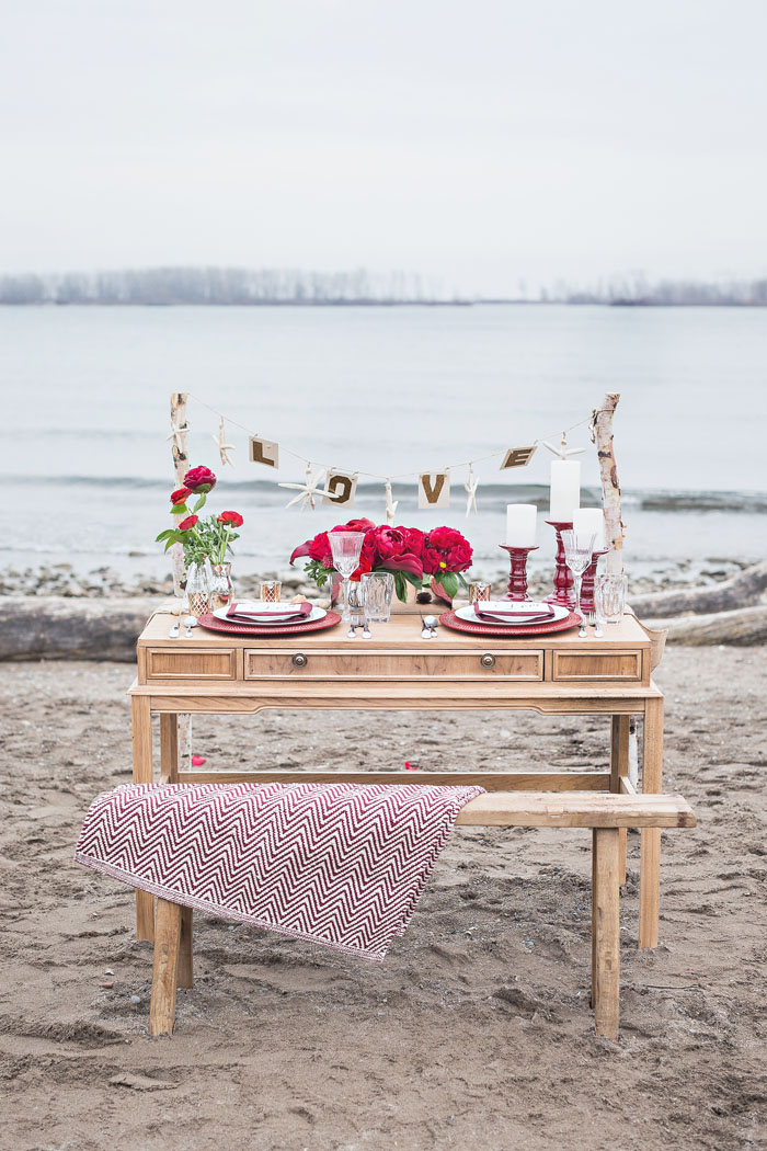 Beach Wedding Styling - BLoved Weddings