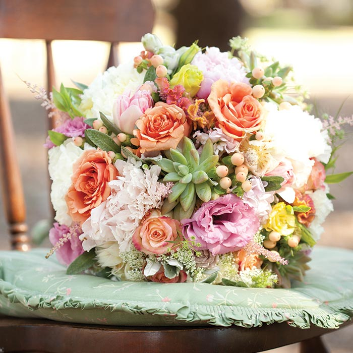 Chanele Rose Flowers and Events