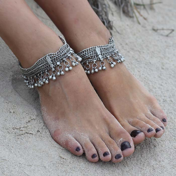 EASTERN Anklet by Forever Soles