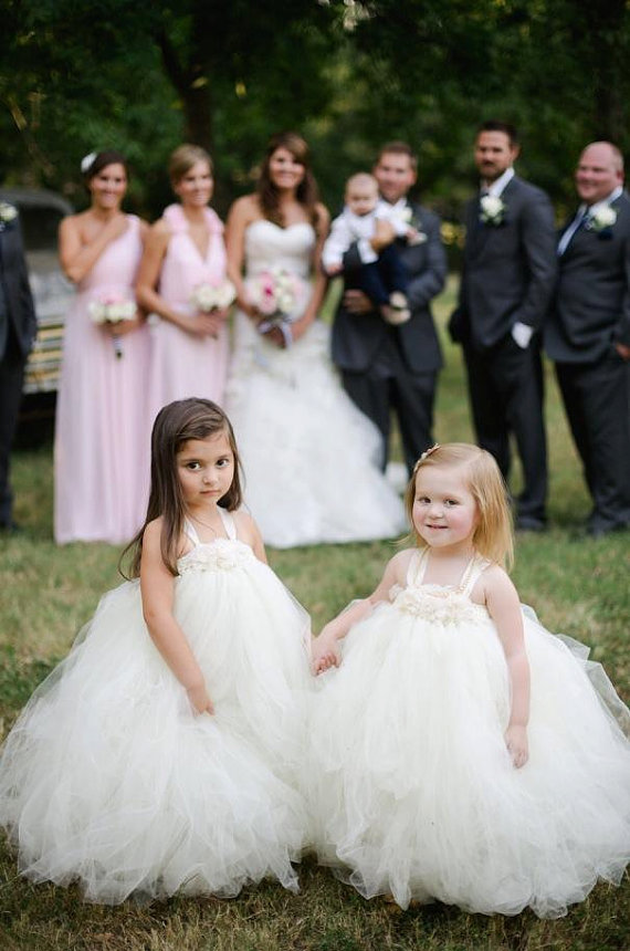 Flower Girl Dresses Available at Hippity Hoot Notion on Etsy