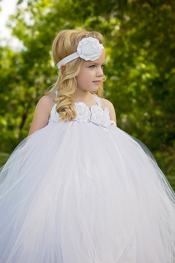 Flower Girl Dress Available at Simply Elegance Bridal on Etsy