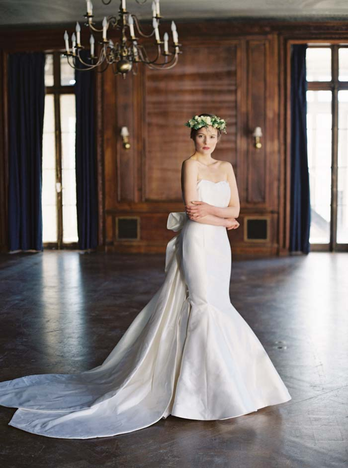 Ingrid Gown Sareh Nouri Spring 2016 Collection