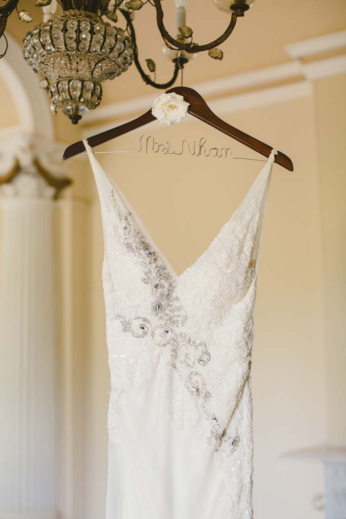 Wedding Dress by Pallas Couture