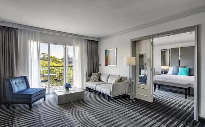 Bay View Executive Suite - InterContinental Sydney Double Bay
