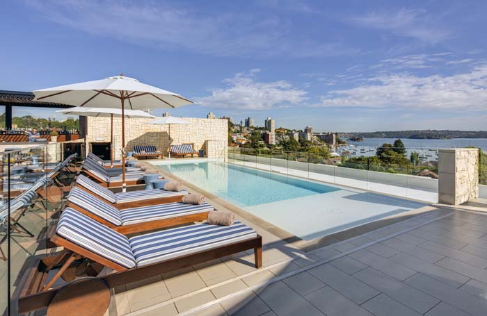 Rooftop - InterContinental Sydney Double Bay