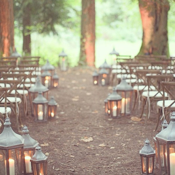Wedding Aisle Ideas - Matthew Land Studio Photography Styling Sinclair and Moore