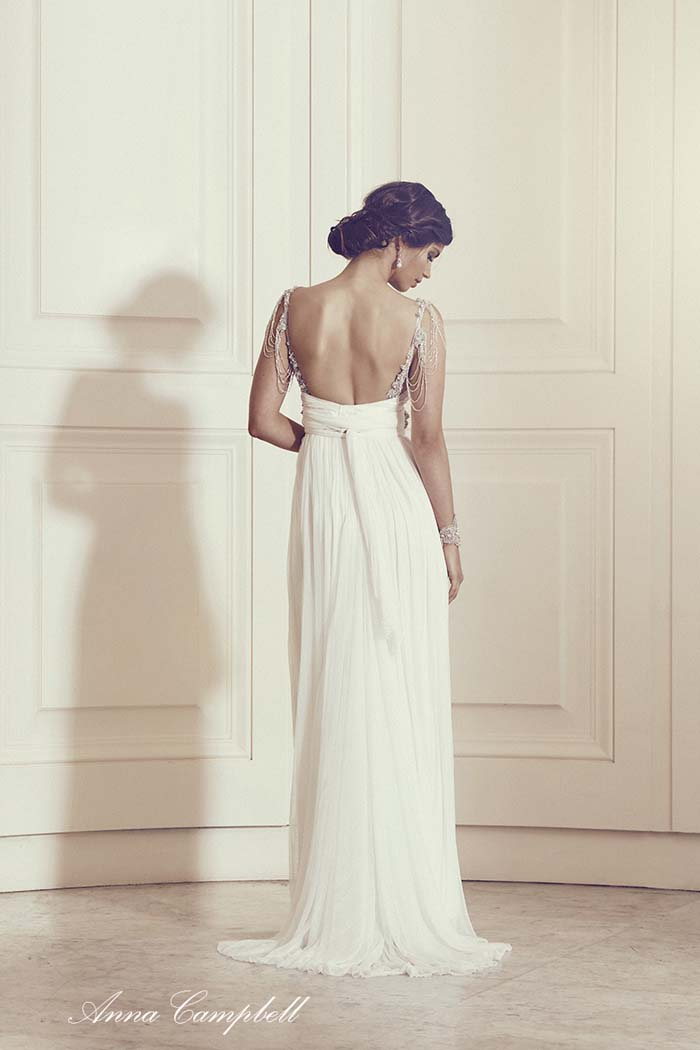 Amy Ivory Back Anna Campbell Gossamer Collection