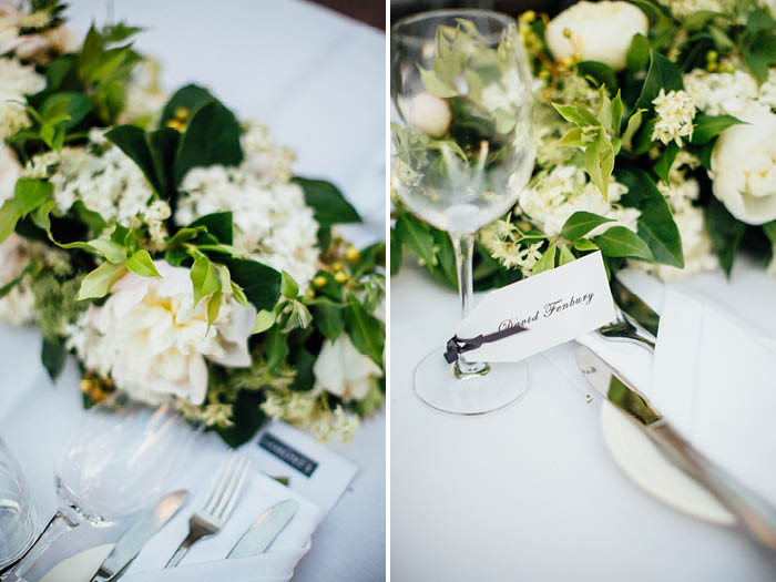 Wedding Styling by White Events