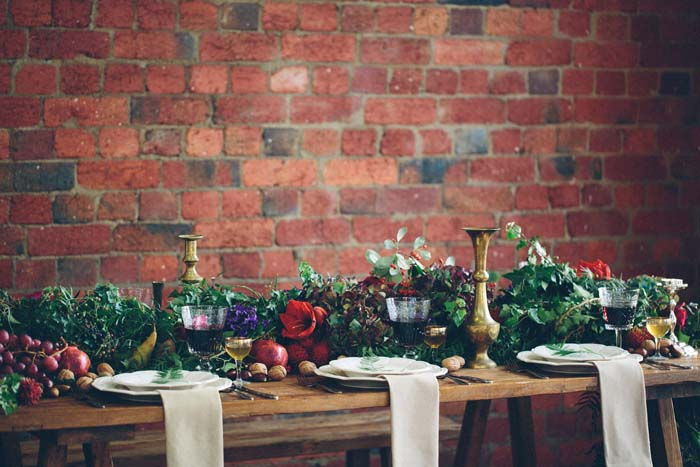 Boho Chic Styled Shoot